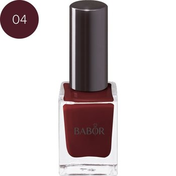 BABOR - Nail Colour 04 rouge noir