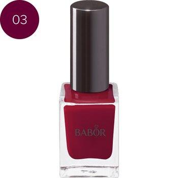 BABOR - Nail Colour 03 burgundy