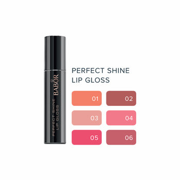 BABOR - Perfect Lip Gloss 01 Beach Orange